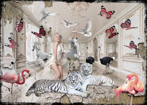 White temptation- Micha Baker