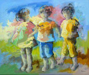 Kids II – Maria de Vries