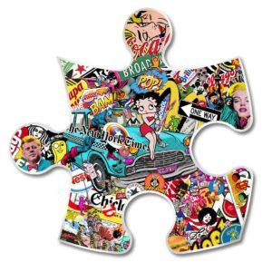 Puzzle Betty – Michael Daniels