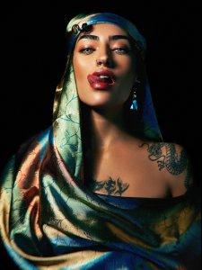 Rebellious Bedouin – Chantal Brink