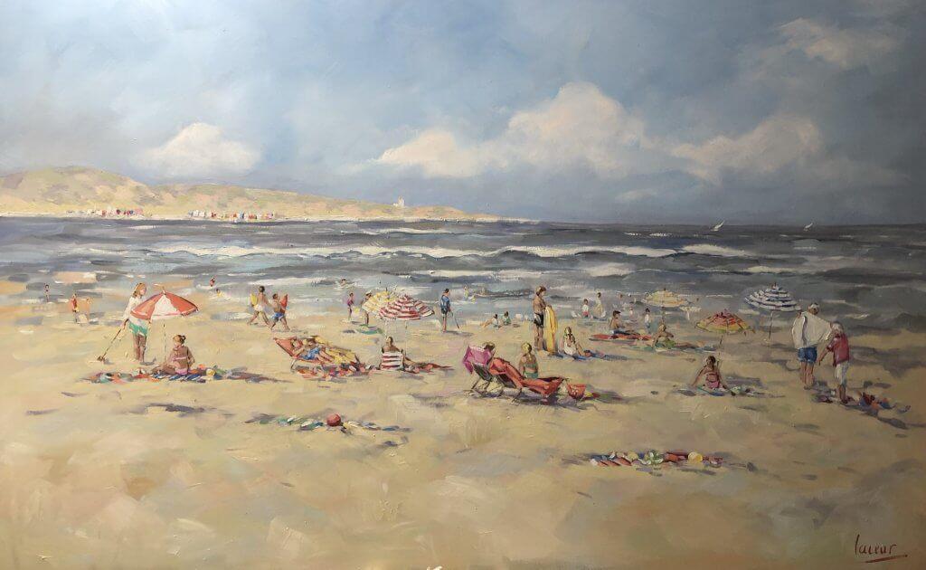 Beachlife- Nicole Laceur