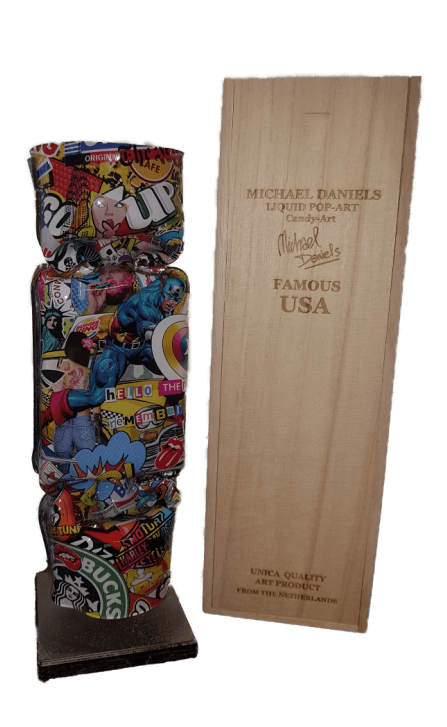 Famous USA giftbox  – Michael Daniels