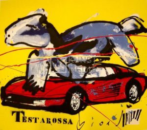 Testarossa – Herman Brood