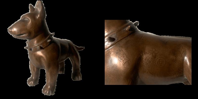 Bull terrier Metal LV  – Marcus van Oss