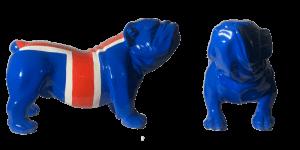 Bulldog blue UK  – Marcus van Oss