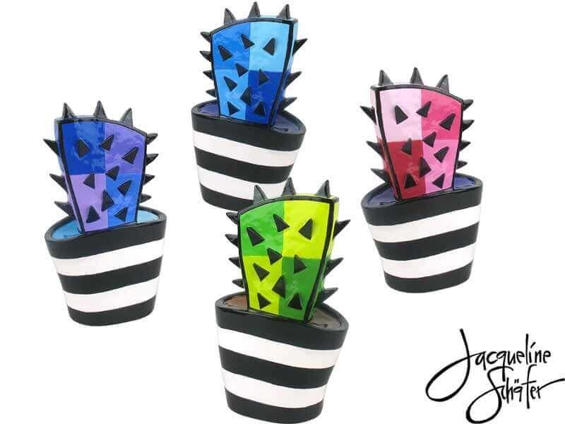 Cactus A – Jacqueline Schäfer