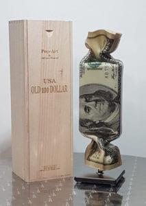 Candy Dollar giftbox – Ad van Hassel