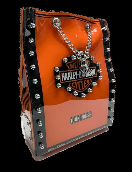 Iron Horse Harley goodie bag – Ad van Hassel