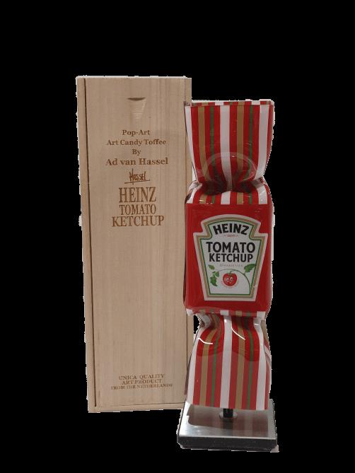Art Candy Ketchup – Ad van Hassel
