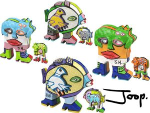 Cow Cat Fish Serie – Joop