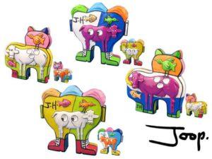Fantasie head Serie – Joop