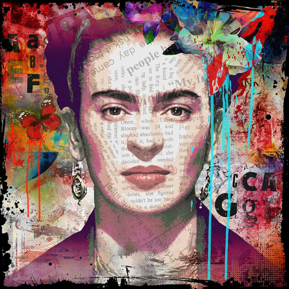 Kahlo II – Micha Baker