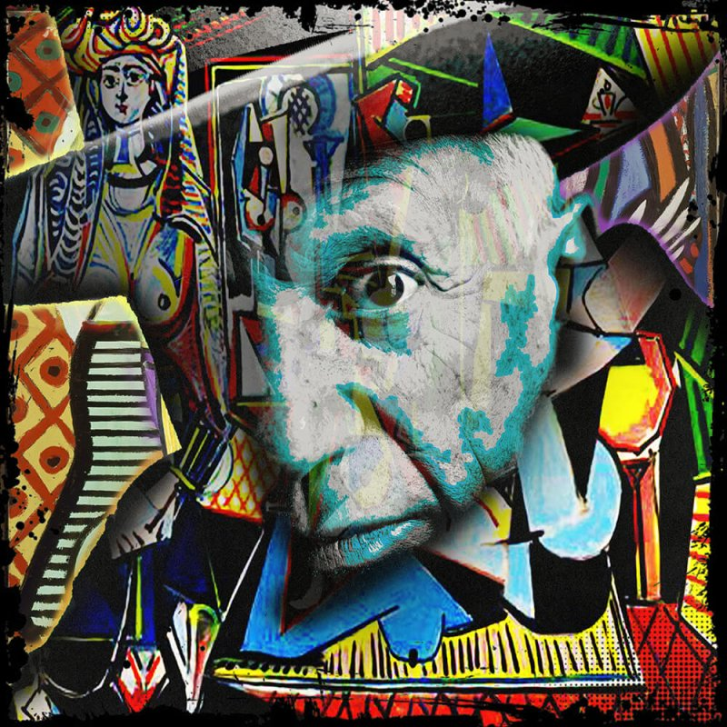 Mr Picasso – Micha Baker