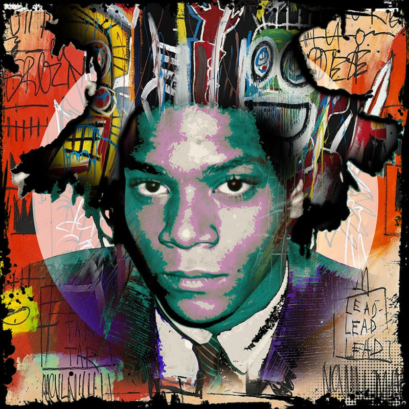 Mr Basquiat – Micha Baker