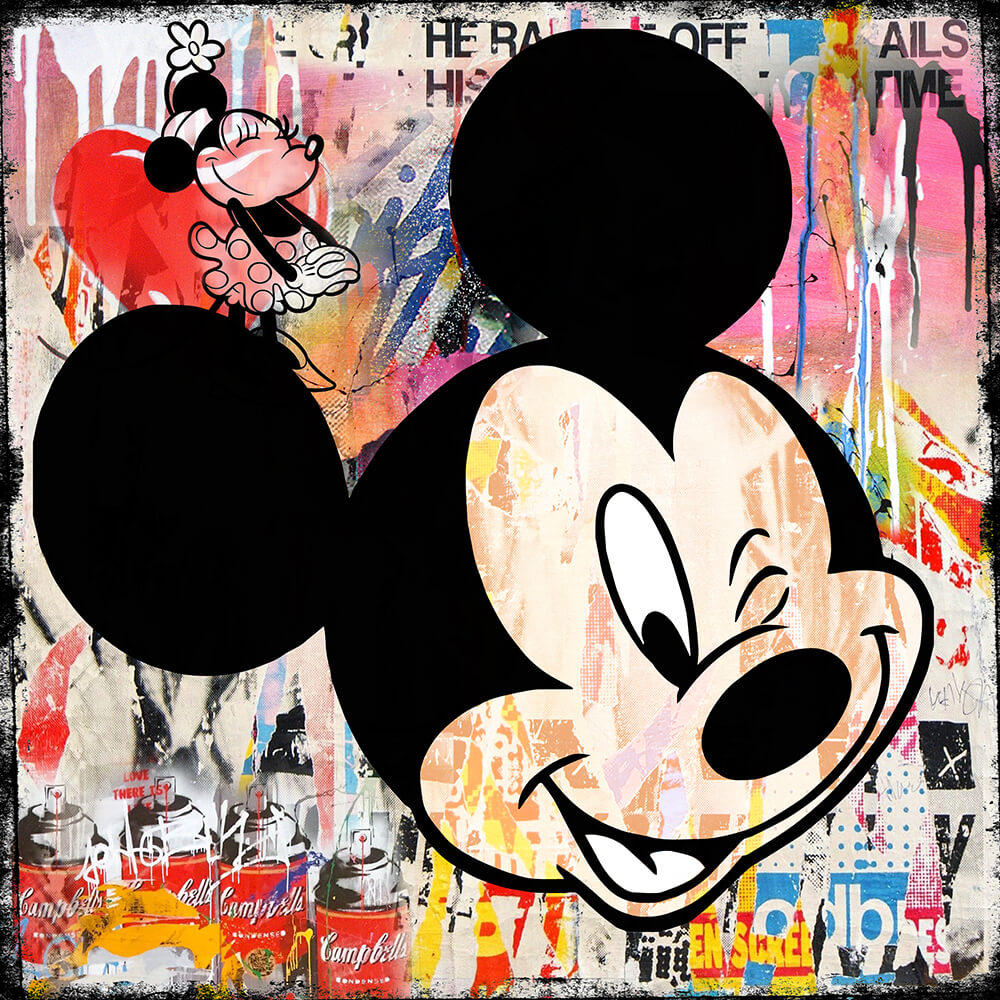 Mr Mickey – Micha Baker