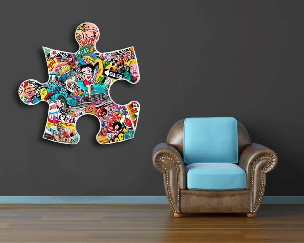 Betty Puzzle – Michael Daniels