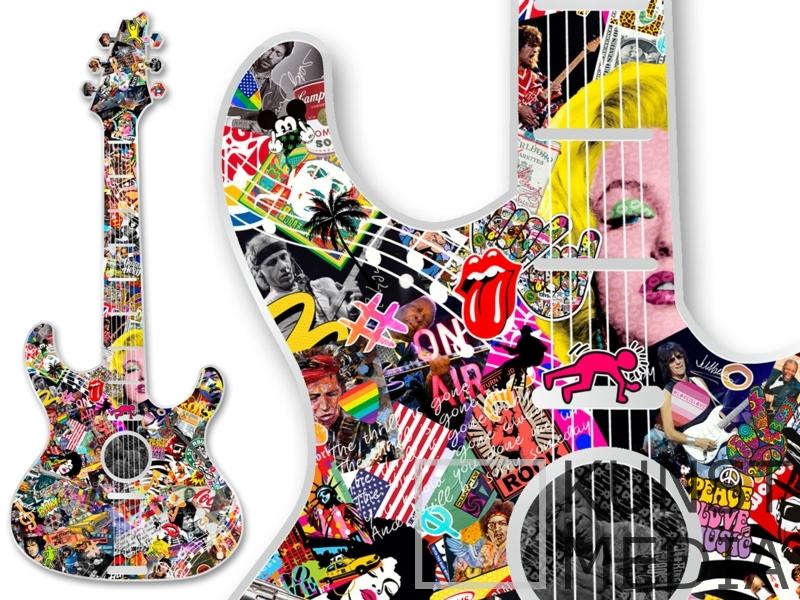 Guitar Rock legends – Michael Daniels