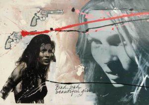 bad beautiful girl – Ronald Chapeau