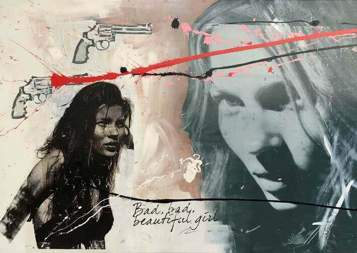 bad beautiful girl – Ronald Chapeau
