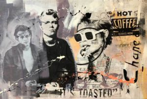 Hot coffee III – Ronald Chapeau