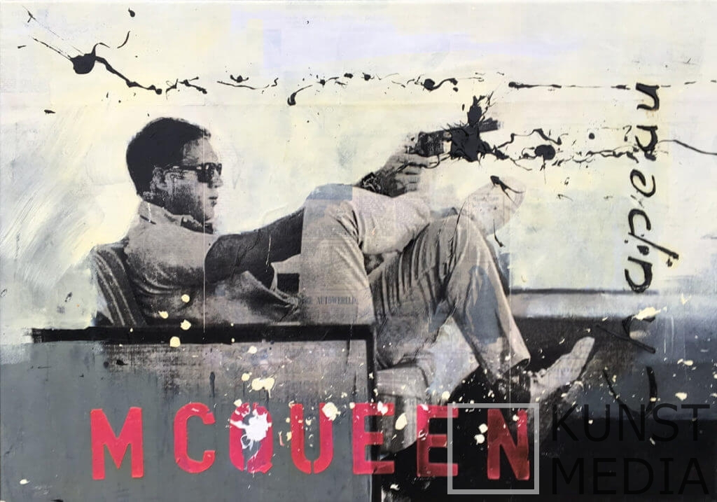 It's me mcqueen – Ronald Chapeau