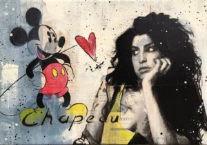 Mickey in love –