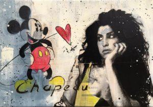 Mickey in love –