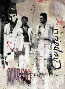 Scarface artwork – Ronald Chapeau