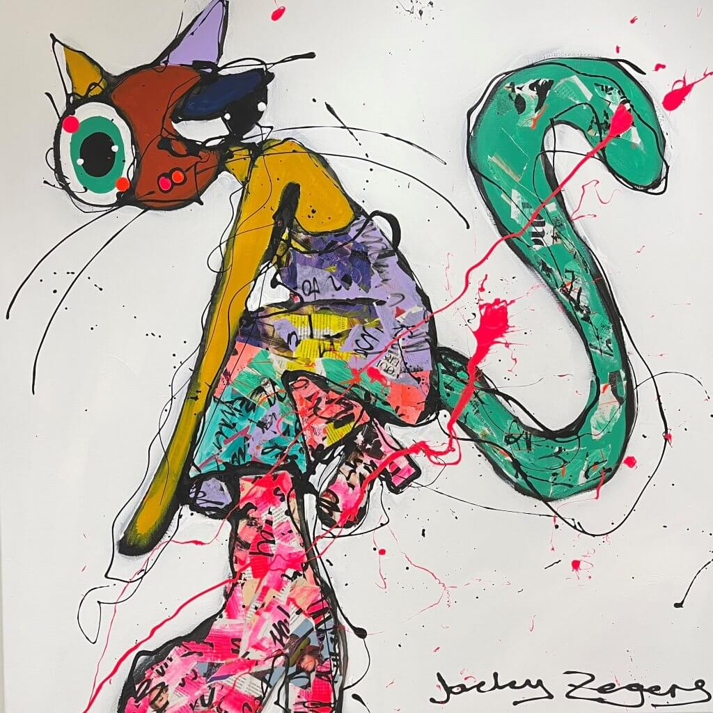 Showcat – Jacky Zegers