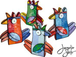 Strange bird A XL – Jacqueline Schäfer