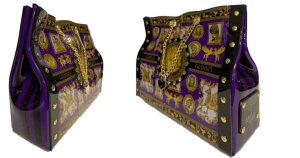 Goodiebag Versace Purple- Michael Daniels